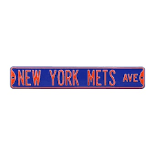 Official New York Mets Wall Decorations Mets Signs Posters Tavern Signs Mlbshop Com