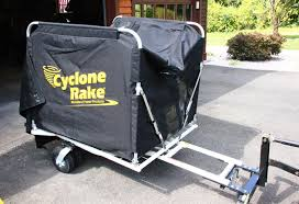 cyclone rake xl owner experience