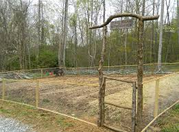 How To Build A Garden Fence With Chicken Wire Lise39s Log Cabin Life Our Garden Fence Amp Rustic Gate Garden Fence Fence Gate Wire Mesh Fence