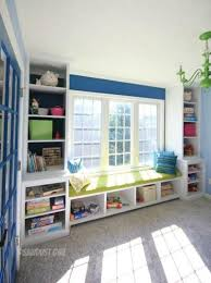 Pin By Emily Nelson On Inspire Me Playroom Family Room Home Playroom Storage