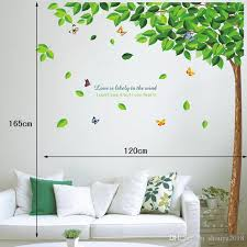 Home Decor Large Wall Sticker Family Tree Removable Bedroom Wall Decal Nature Wall Picture For Living Room Wall Stickers Wall Stickers And Decals From Shouya2018 16 54 Dhgate Com