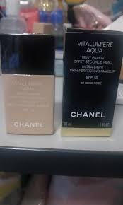 chanel foundation health beauty