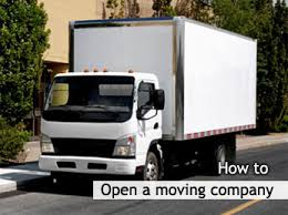 start a successful moving pany