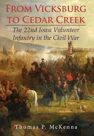 From Vicksburg to Cedar Creek: McKenna, Thomas P.: 9781929919567:  Amazon.com: Books
