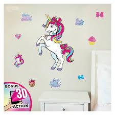 Jojo Siwa Unicorn Wall Decal Target