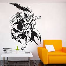 Batman The Brave And The Bold Vinyl Wall Art Decal
