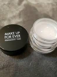 setting powder makeup forever