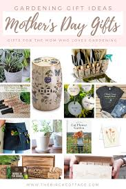 gardening gift ideas for mother s day