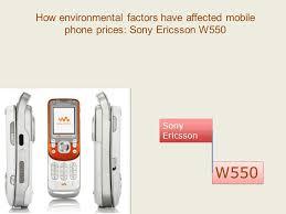 Sony Ericsson W550 W550 Sony Ericsson ...