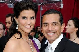 Split: L.A. mayor and former Miss USA television reporter – The Mercury News