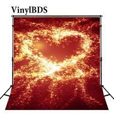 خلفيات Vinylbds قلب الحب خلفيات عيد الحب للأطفال خلفيات