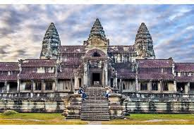 Bakan The Central Sanctuary Of Angkor Wat Siem Reap Cambodia High Quality Architecture Stock Photos Creative Market