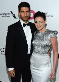 Lara Pulver, Raza Jaffrey - Raza Jaffrey Photos - Elton John AIDS  Foundation Oscar Viewing Party — Part 6 - Zimbio