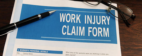 Image result for Workers Comp Claim?""