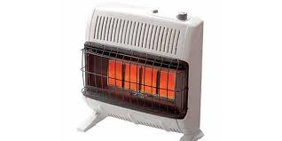 are vent free propane heaters safe