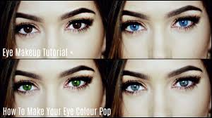 eye colour pop makeup for your eyes