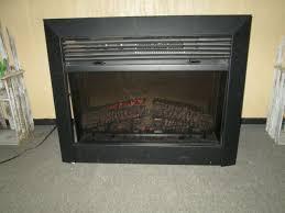 dimplex electric fireplace air heater
