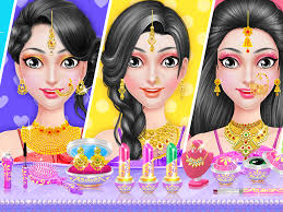 indian bridal makeup games 1 0 1 apk
