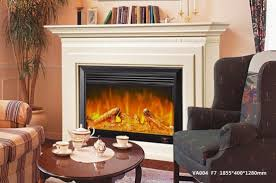 china cultured marble fireplace