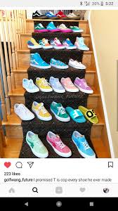 ever pair of shoes Tyler the Creator ...
