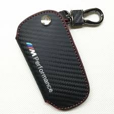 zinc alloy car key case holder zipper