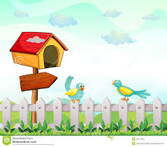 House Fence Stock Illustrations 16 523 House Fence Stock Illustrations Vectors Clipart Dreamstime