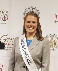 Martin named 72nd Alice in Dairyland - Dairy Star - Sauk Centre, MN