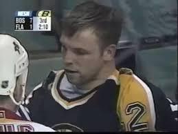 Jonathan Girard vs Kevyn Adams / Panthers vs Bruins mini-brawl ...