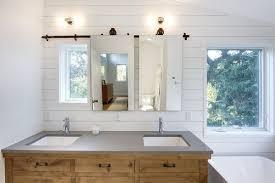 barndoor mirror a solution to hang a