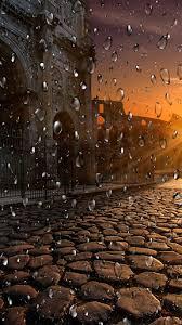 rain live wallpaper 68 pictures