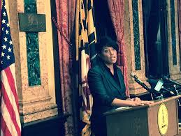 Rawlings-Blake Announces She Will Not Seek Re-Election - Baltimore Magazine