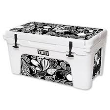 Mightyskins Protective Vinyl Skin Decal For Yeti Tundra 65 Qt Cooler Wrap Cover Sticker Skins Drops You Can Get More Details B Yeti Tundra Cool Wraps Cooler