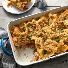 Seafood Lasagna (Lasagna di Pesce ...