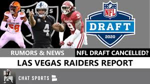 NFL Draft In Las Vegas Canceled ...