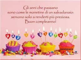 Frasi per compleanni (con immagini) | Buon compleanno, Compleanno ...