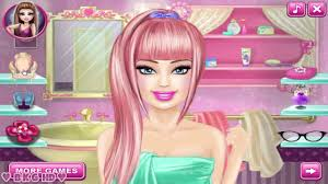 barbie spa games 2yamaha