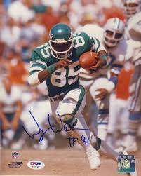 Autographed Wesley Walker (New York Jets) Photo - 8 x 10 Color ...