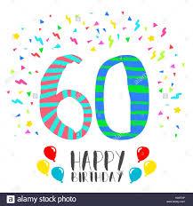 Feliz Cumpleanos Numero 60 Tarjeta De Felicitacion Para 66 Anos