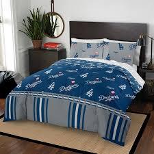 Los Angeles Dodgers Queen Bed In Bag Set Walmart Com Walmart Com