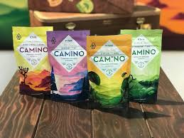 Camino Gummies — Mission Cannabis Club