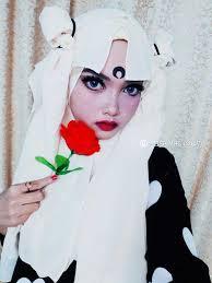 msian hijab cosplayer miisa mhc