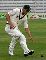 Mitchell Johnson (cricketer) - Wikipedia