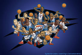 oklahoma city thunder basketball nba r