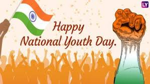 national youth day wishes best whatsapp stickers swami
