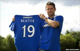 BBC Sport - Football - Rangers sign striker James Beattie from Stoke