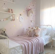 Gold Polka Dot Decals Spot Decal Home Decor Vinyl Wall Etsy Girl Room Toddler Bedrooms Bedroom Decor