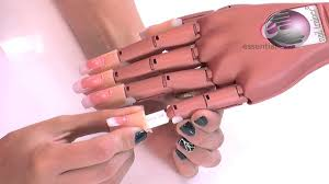 the nail trainer your perfect model