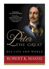 Peter the Great - Robert K. Massie - His Life and World by Leigh Frausto -  issuu
