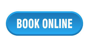 Book online button stock vector. Illustration of banner - 158489068