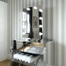 modern vanity table